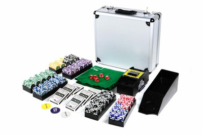 Pokerkoffer 600 Pokerchips