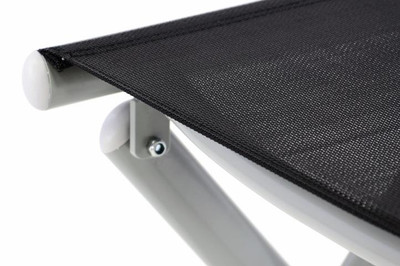 Alu Hocker Sitzhocker Aluminium – Bild 6