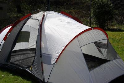 Automatik-Zelt für 6 Personen – Bild 3