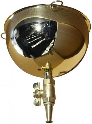 Ayurveda - Ölgussbehälter gold – Bild 2