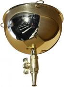 Ayurveda - Ölgussbehälter gold 001