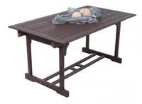 Tisch PAPUA, rechteckig, ausziehbar, 001