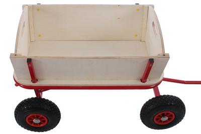 Bollerwagen Handwagen Leiterwagen Oliveira ~ ohne Sitz, mit Bremse, ohne Dach – Bild 3