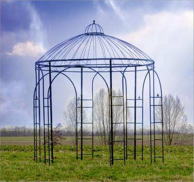 "Metall-Pavillon ""Exclusiv"""