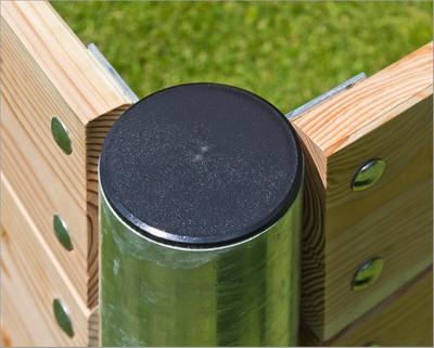 "Hochbeet Holz ""Premium Duo"" rechteckig | 45 cm  – Bild 6"
