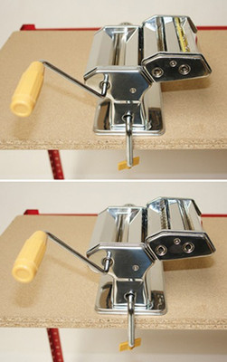 Pasta Maschine 3 in 1 – Bild 3