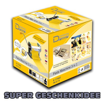 Pasta Maschine 3 in 1 – Bild 6