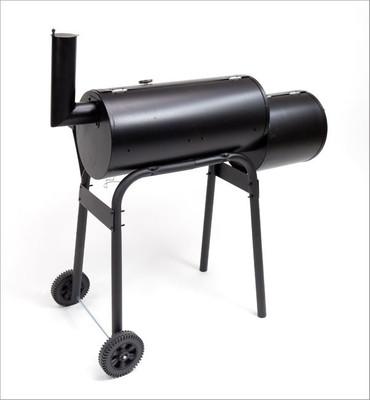 "Smoker / Kamingrill ""Alabama"" – Bild 5"