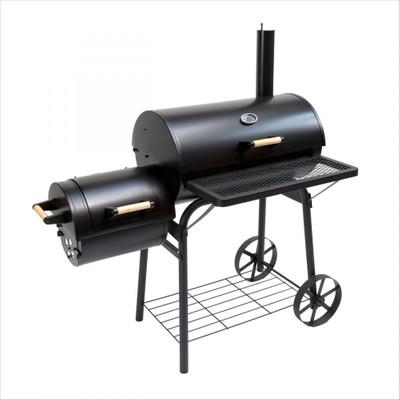 """Grillwagen Smoker """"Santa Fe""""  – Bild 1"""