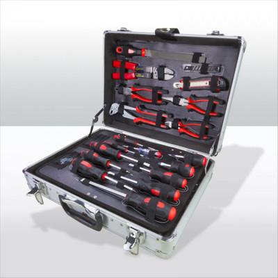 Alu Werkzeugkoffer 109 tlg. | bestückt