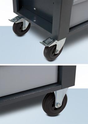 XXL Werkzeugwagen 14 + 1 anthrazit/grau – Bild 5
