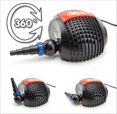 Energiespar Teichfilterpumpe Eco 4600  – Bild 2
