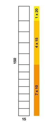 Knotengeflecht / Zaun | 1,5x50m – Bild 3