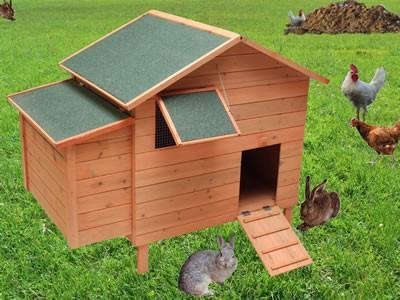 "Hühnerhaus / Hühnerstall / Stall ""Nest"" – Bild 1"