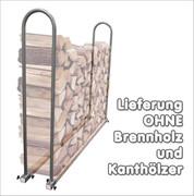 "Brennholz Stapelhilfe ""Universal"" 001"