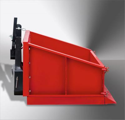 Heckcontainer Basic 150  – Bild 3