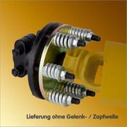 Rutschkupplung für Zapfwelle 1000 Nm 001
