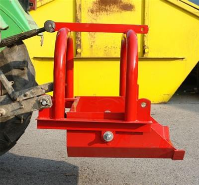 Heckschaufel für Traktor  – Bild 3