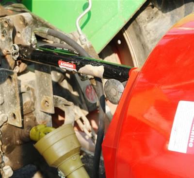 Betonmischer für Traktor | 300 Liter – Bild 5