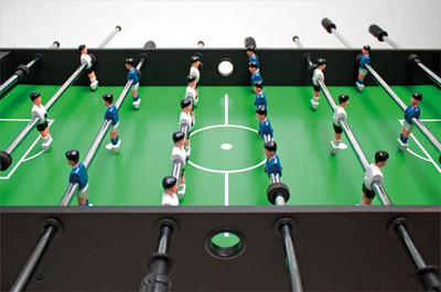 "Tischfussball ""Folding soccer"" light – Bild 5"