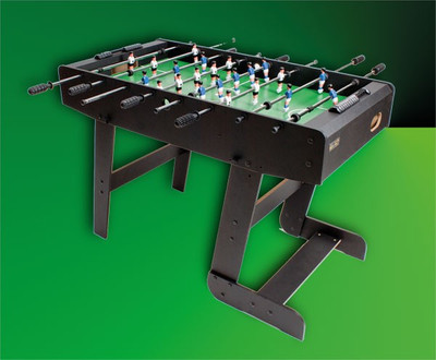 "Tischfussball ""Folding soccer"" light"