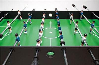 "Tischfussball ""Folding soccer"" light  – Bild 5"
