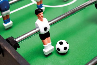 "Tischfussball ""Folding soccer"" light – Bild 6"