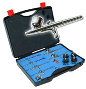 "Airbrush Set AIS ""Studio 2"" 15 teilig 001"