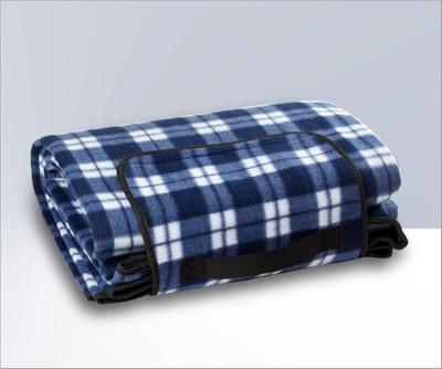 LAGERABVERKAUF!!! Picknickdecke blau – Bild 1