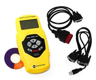 Profi OBD II Tester / Scanner T69 | Universal