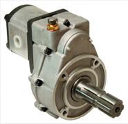 Hydraulikpumpe mit Zapfwellenantrieb 001