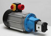 Hydraulikpumpe mit Motor 400v 5,5 kW 001