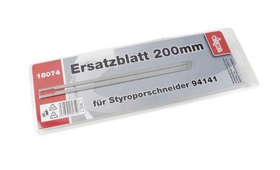 Ersatzblatt 200mm für Styroporschneider