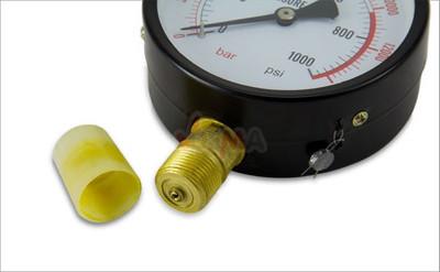 Druckmanometer für Werkstattpresse 50t Art-Nr. 24482 – Bild 2