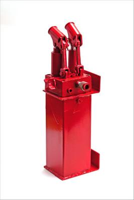Pumpeinheit für Werkstattpresse Art.Nr. 24482 – Bild 2