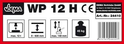 Werkstattpresse 12t H – Bild 4