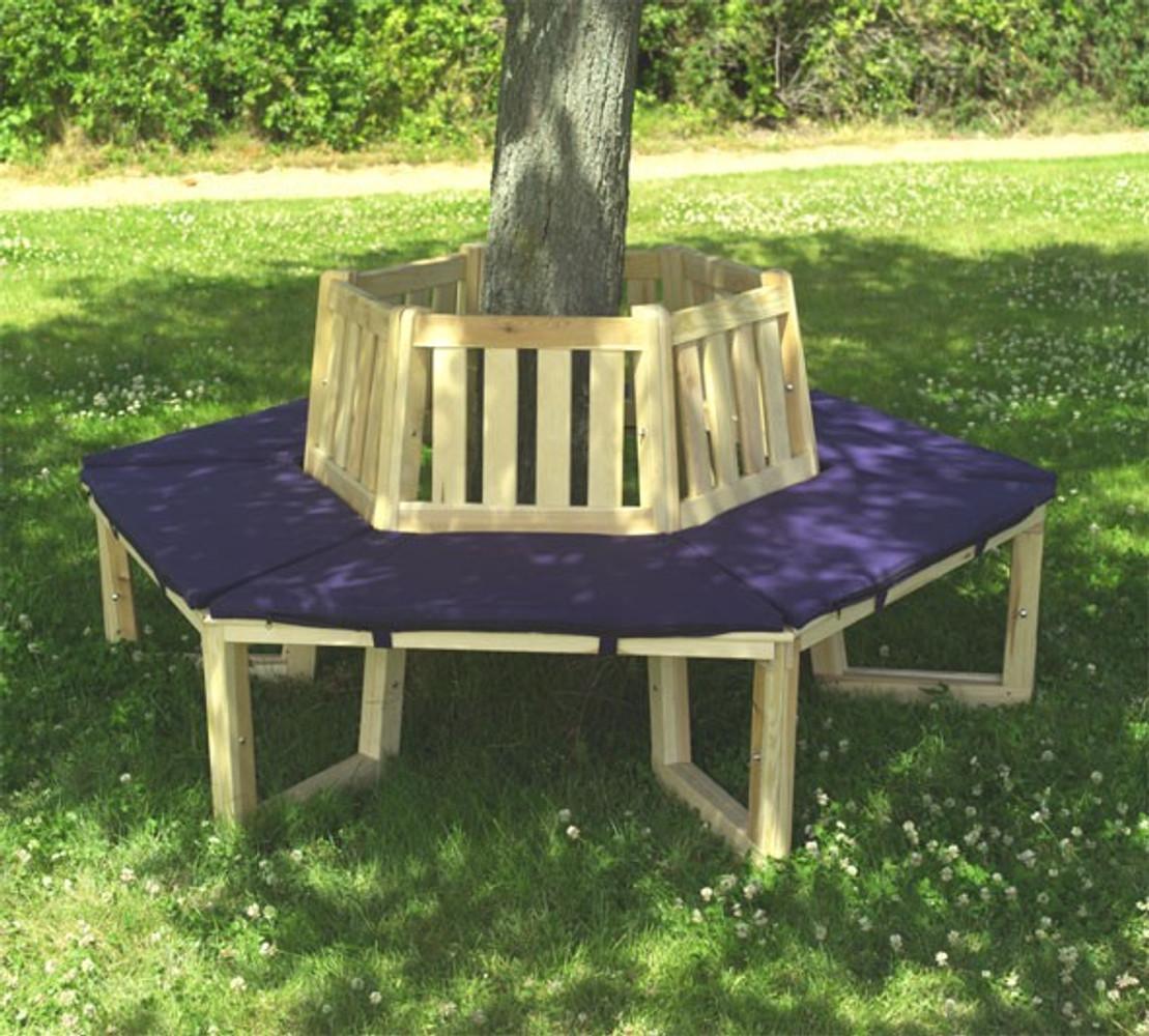 sitzauflagen f r baumbank 360 bei arizondo kaufen. Black Bedroom Furniture Sets. Home Design Ideas