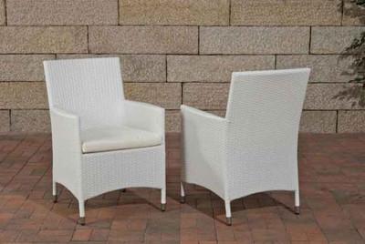 Stuhl Julia/Avignon/Tropea/Florenz Cremeweiss – Bild 1