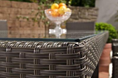Tisch Avignon BIG 200 cm grau – Bild 4