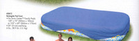RECTANGULAR POOL COVER (FOR 103'' - 120'' SWIM CENTERSTM) PASSSEND ZU 305 X 183 001