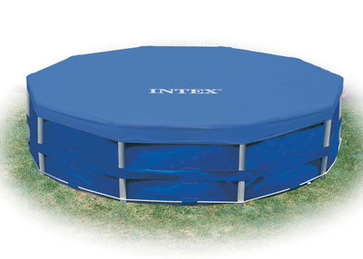 Intex Round Pool Abdeckplane 28032