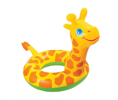 BABY GIRAFFE RIDE-ON, AGES 3+