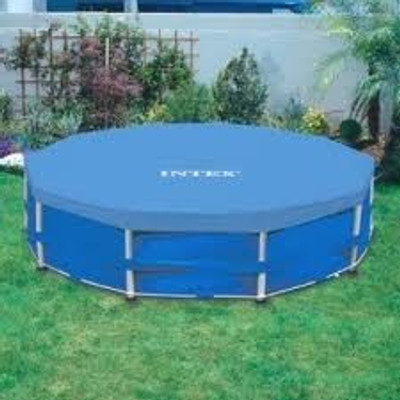 Intex Round Pool Abdeckplane 28030