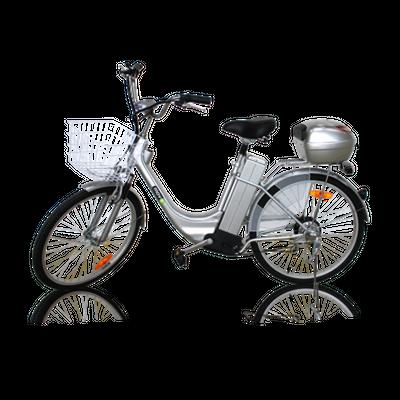 E-Bike 250W - Cityfahrrad 26 Zoll – Bild 2