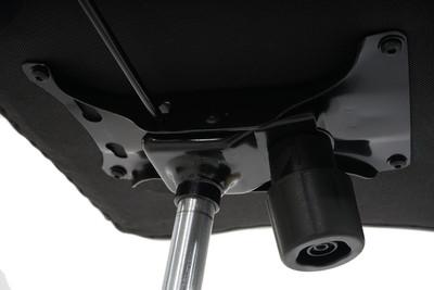 Profi-Bürostuhl Boston XXL Chefsessel Drehstuhl US-Version, 150kg belastbar, Kunstleder ~ schwarz – Bild 7