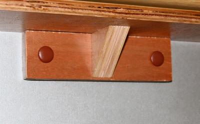 Wandhängematte Dolomit 45 x 40 x 1,5 cm – Bild 2