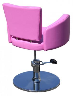 Coiffeurstuhl CESANO (PVC 174-1 pink) – Bild 2