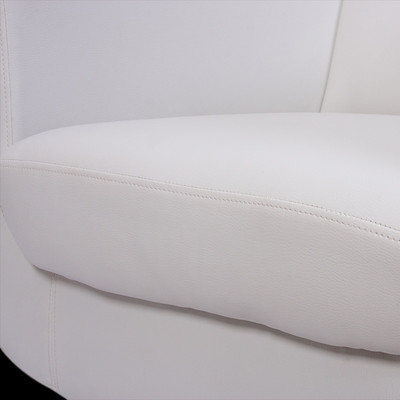 Lounge-Sessel Bar-Sessel Club-Sessel Treviso II ~ creme – Bild 7
