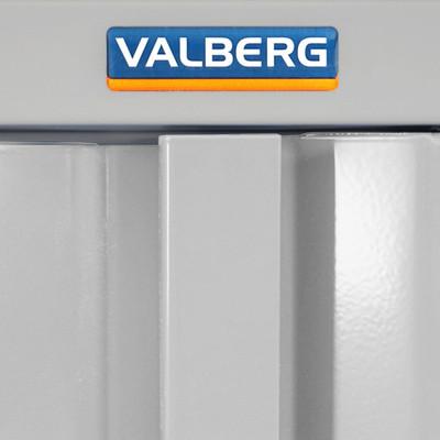 Aktenschrank Valberg T380, Metallschrank Büroschrank, 4 Türen 2 Schubladen 180x80x40cm – Bild 7