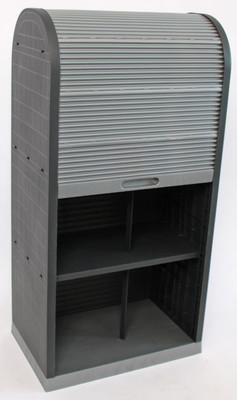 Universal Kunststoff Rollladenschrank Büro Jalousie Schrank 120x58x38cm – Bild 2